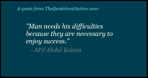 Click to Share this Quote by APJ Abdul Kalam on Facebook