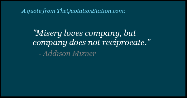 Click to Share this Quote by Addison Mizner on Facebook