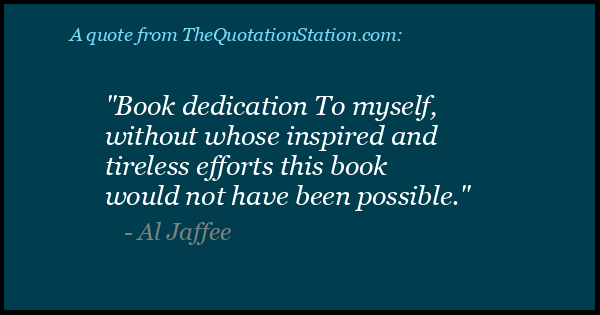 Click to Share this Quote by Al Jaffee on Facebook