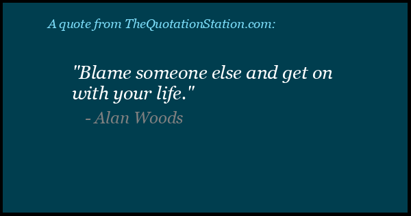 Click to Share this Quote by Alan Woods on Facebook