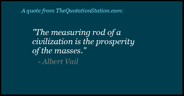 Click to Share this Quote by Albert Vail on Facebook