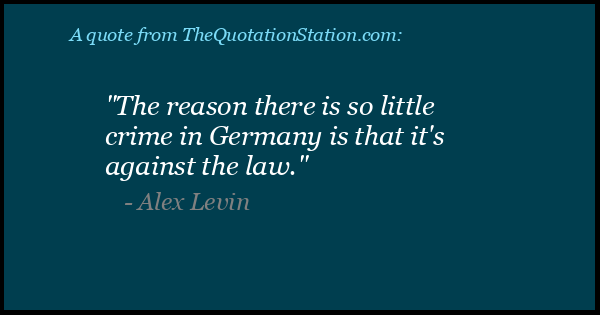 Click to Share this Quote by Alex Levin on Facebook