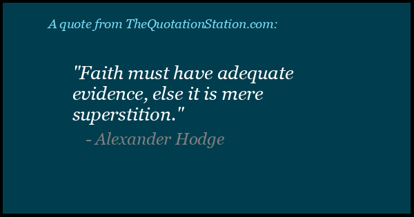 Click to Share this Quote by Alexander Hodge on Facebook
