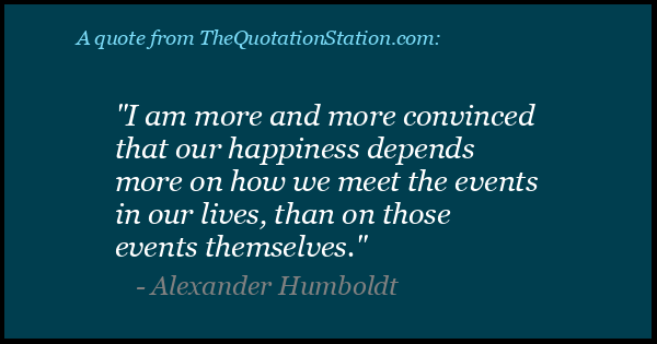 Click to Share this Quote by Alexander Humboldt on Facebook