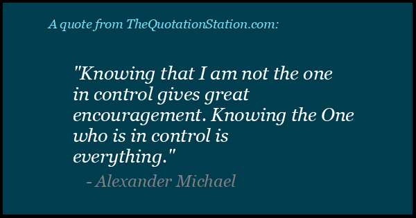 Click to Share this Quote by Alexander Michael on Facebook