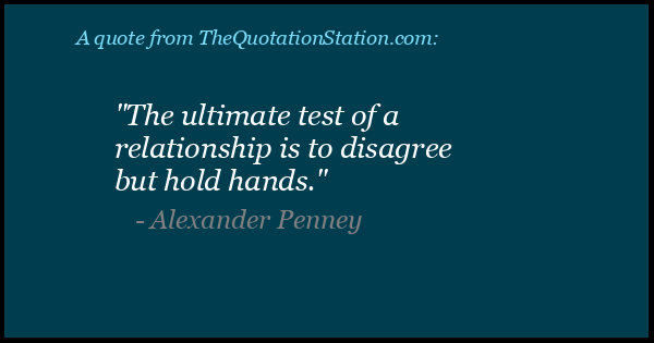 Click to Share this Quote by Alexander Penney on Facebook