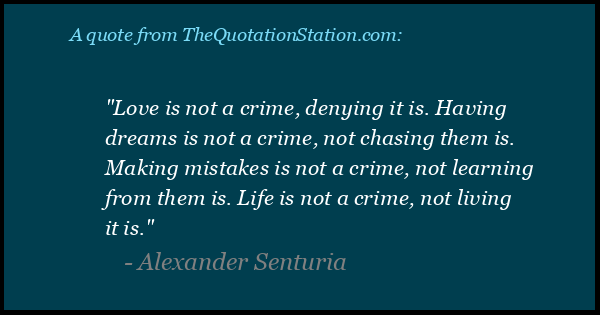 Click to Share this Quote by Alexander Senturia on Facebook