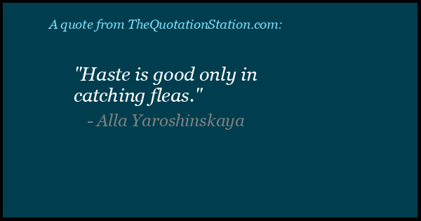 Click to Share this Quote by Alla Yaroshinskaya on Facebook