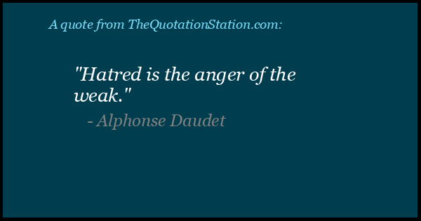 Click to Share this Quote by Alphonse Daudet on Facebook
