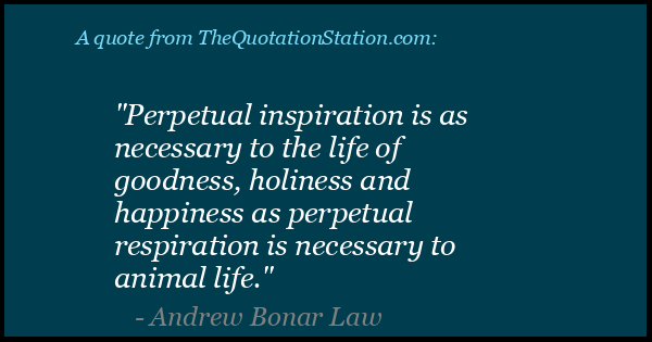 Click to Share this Quote by Andrew Bonar Law on Facebook