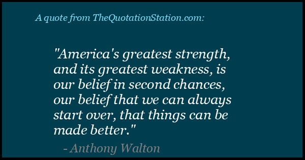 Click to Share this Quote by Anthony Walton on Facebook