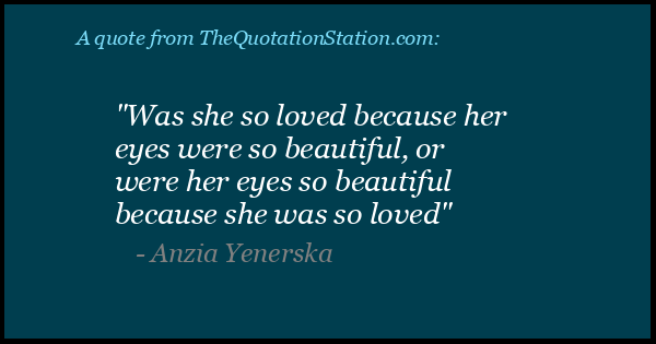 Click to Share this Quote by Anzia Yenerska on Facebook