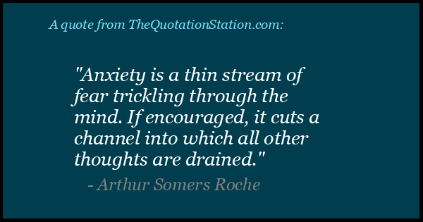 Click to Share this Quote by Arthur Somers Roche on Facebook
