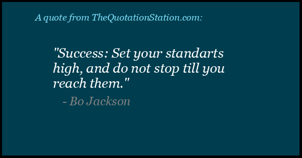 Click to Share this Quote by Bo Jackson on Facebook