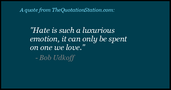 Click to Share this Quote by Bob Udkoff on Facebook
