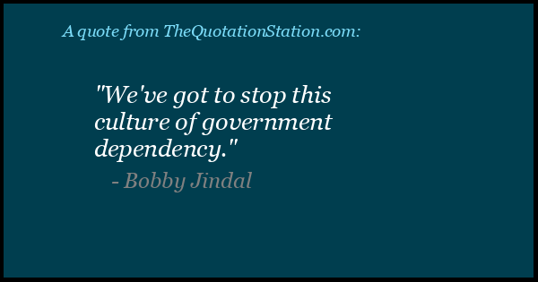 Click to Share this Quote by Bobby Jindal on Facebook