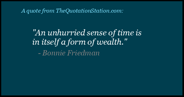 Click to Share this Quote by Bonnie Friedman on Facebook
