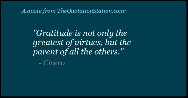 Click to Share this Quote by Cicero on Facebook