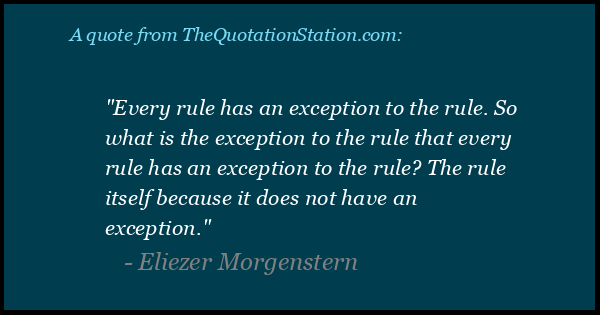 Click to Share this Quote by Eliezer Morgenstern on Facebook