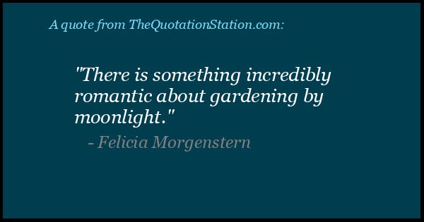 Click to Share this Quote by Felicia Morgenstern on Facebook