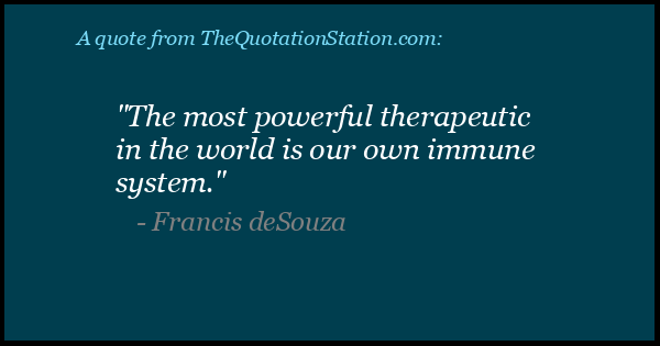 Click to Share this Quote by Francis deSouza on Facebook