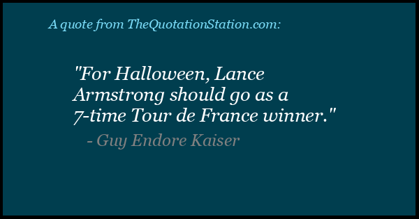 Click to Share this Quote by Guy Endore Kaiser on Facebook