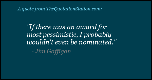 Click to Share this Quote by Jim Gaffigan on Facebook
