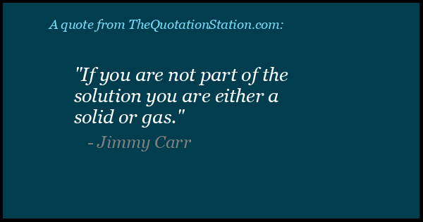 Click to Share this Quote by Jimmy Carr on Facebook