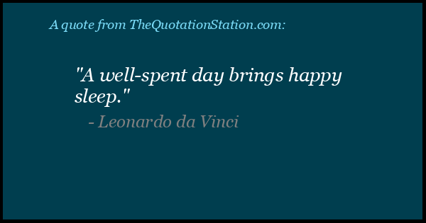 Click to Share this Quote by Leonardo da Vinci on Facebook