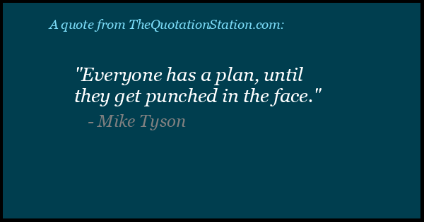 Click to Share this Quote by Mike Tyson on Facebook