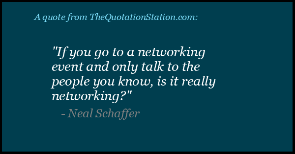 Click to Share this Quote by Neal Schaffer on Facebook