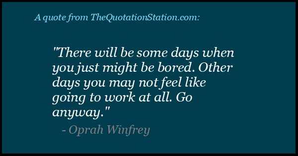 Click to Share this Quote by Oprah Winfrey on Facebook