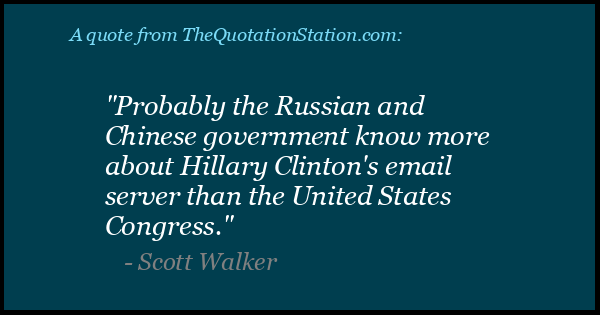 Click to Share this Quote by Scott Walker on Facebook